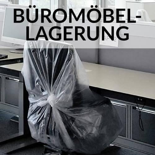 Büromöbel-Lagerung