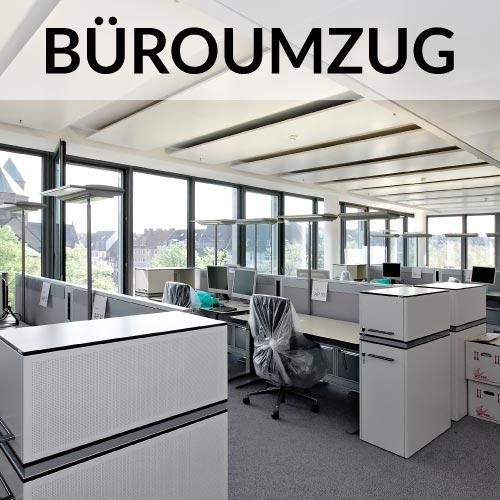Büroumzug